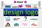 One of many gifted Logo Designers on Fiverr.