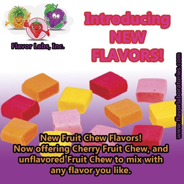 "Fruit Chew Flavoring like ""Hi Chew"" or Starburst"